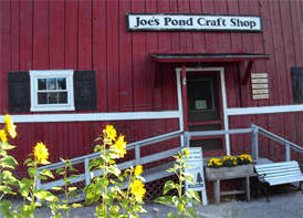 Joe's Pond Craft Shop